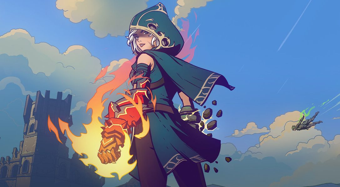 Meet the character classes of fantasy-themed battle royale Spellbreak