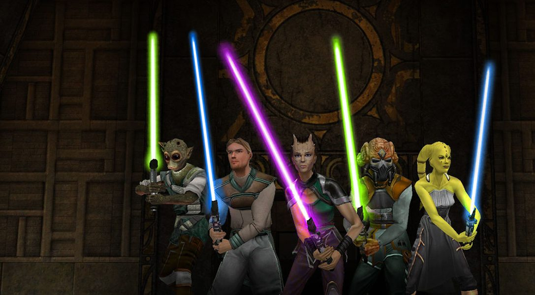 Star Wars Jedi Knight: Jedi Academy launches on PlayStation 4 today