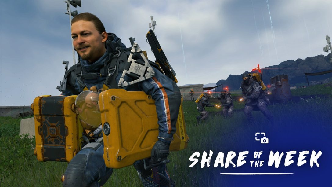 Share of the Week – Death Stranding: Photo Mode