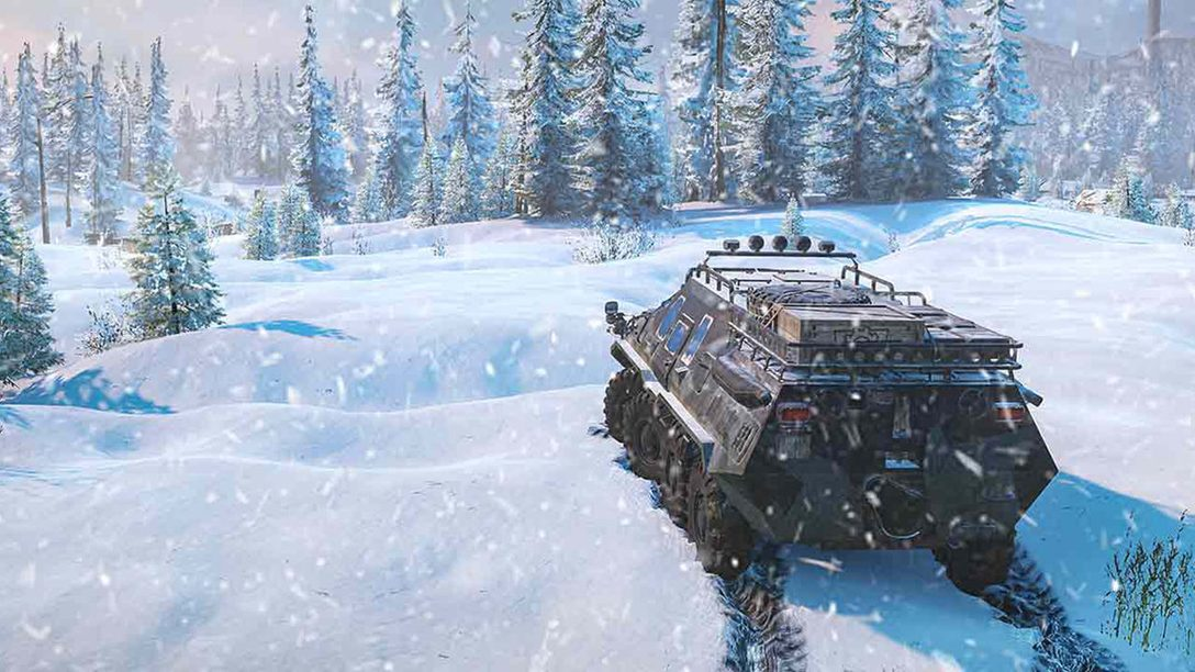 8 Tips to Master the Machines of SnowRunner, out April 28