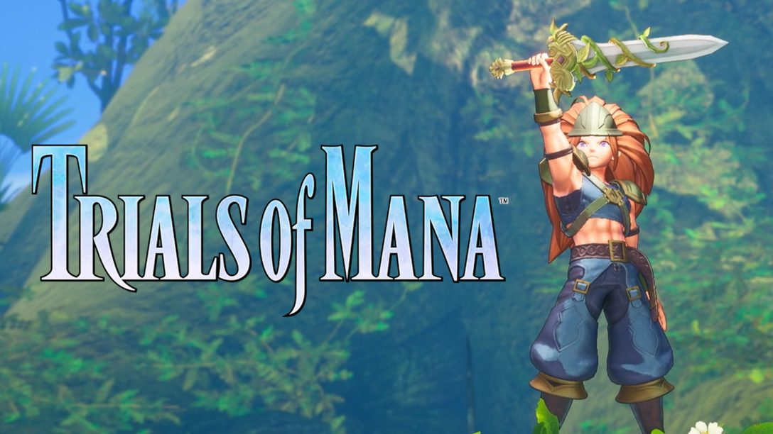 Trials of Mana: A New and Improved Action RPG