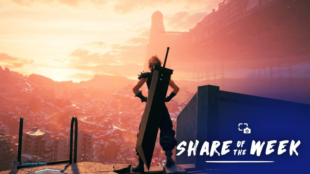 Share of the Week – Final Fantasy 7 Remake