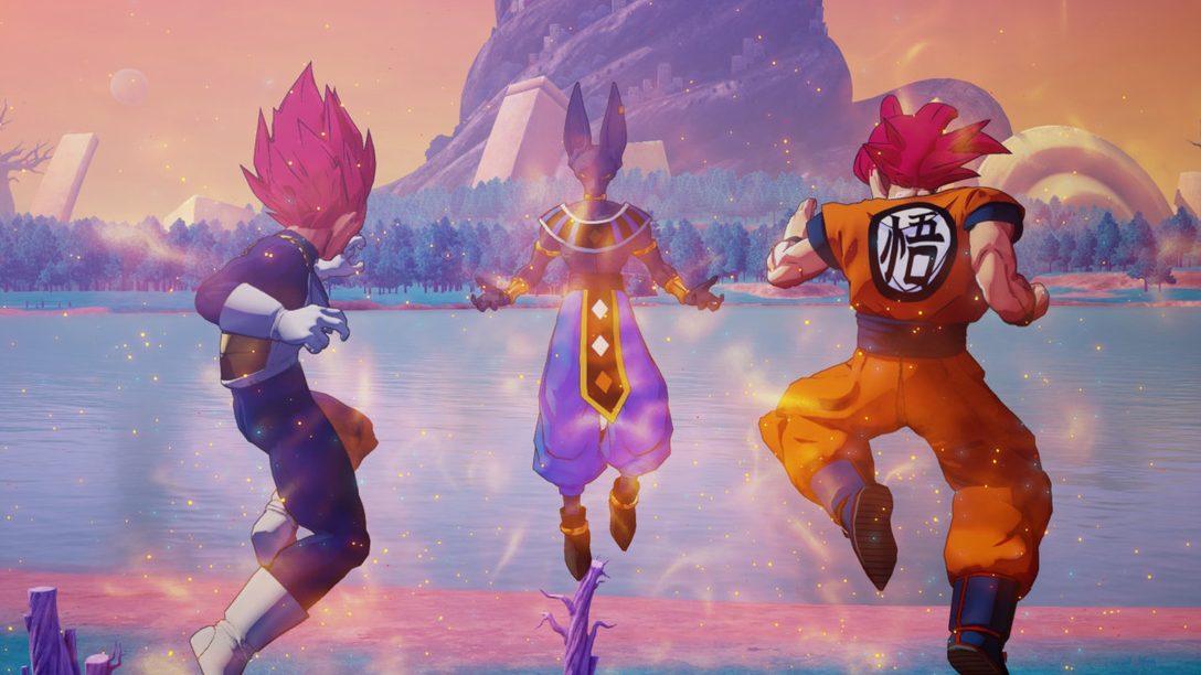 First Boss Battle Episode Arrives Tomorrow For Dragon Ball Z: Kakarot