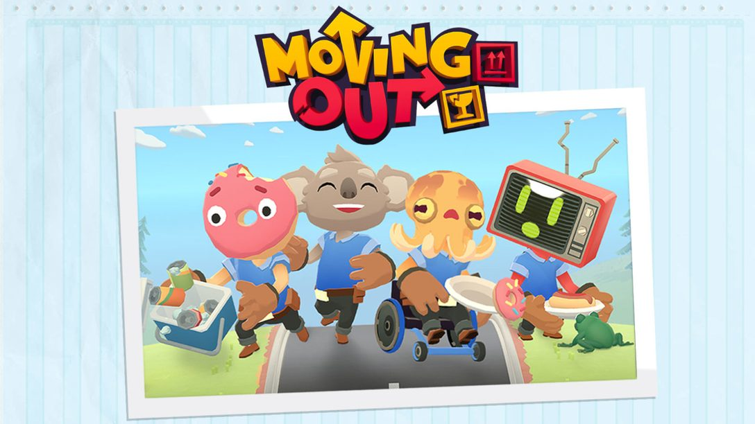 How Playtesting Improved Moving Out, Out on PS4 Tomorrow