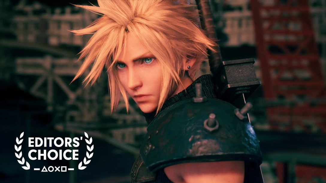 Editors' Choice: Final Fantasy VII Remake is Worthy of its Name