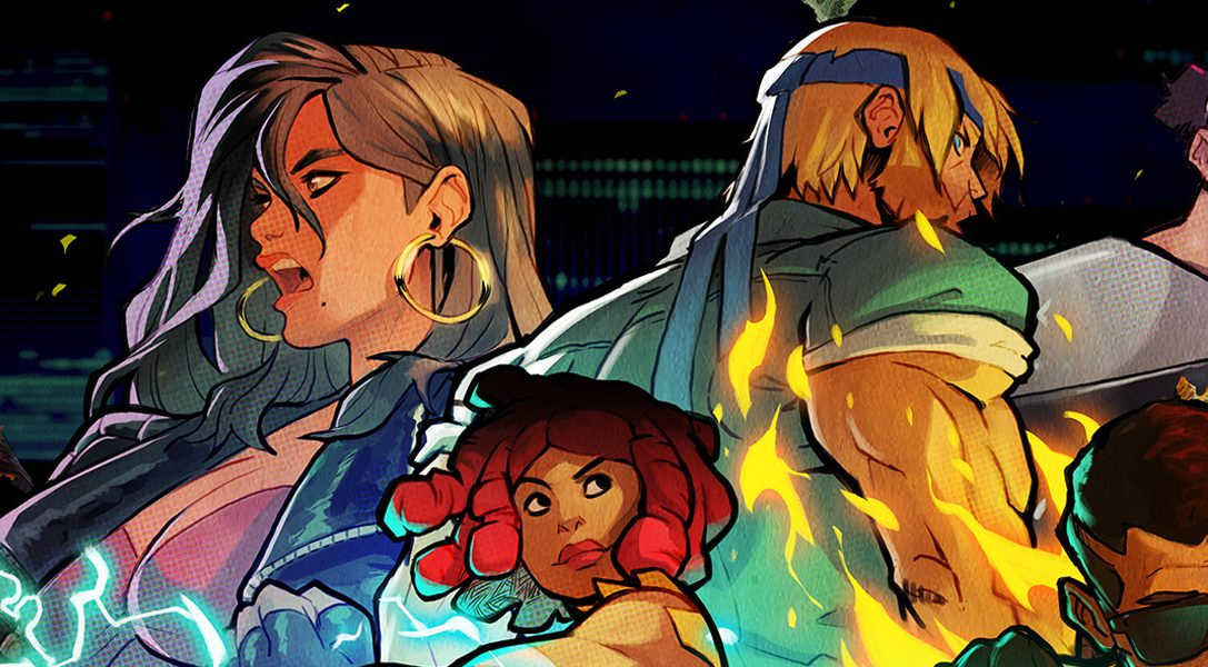Streets of Rage 4 launches 30th April, PvP Battle Mode announced