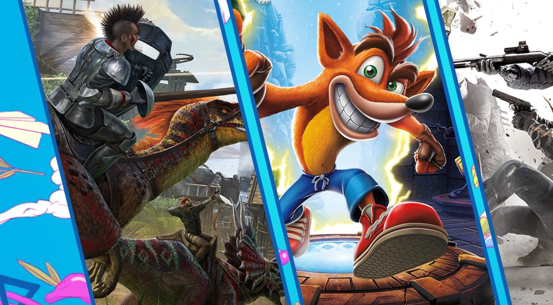 More games join PlayStation Store's Spring Sale promotion from today