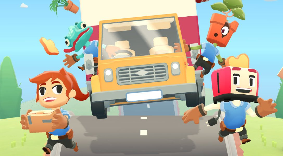 How playtesting helped shape hilarious multiplayer puzzler Moving Out, out on PS4 tomorrow