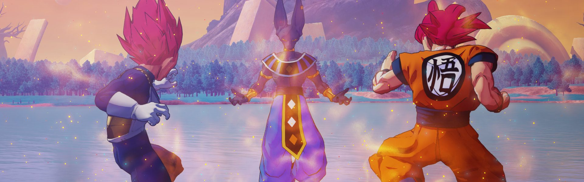 Video's van Dragon ball z battle of gods br