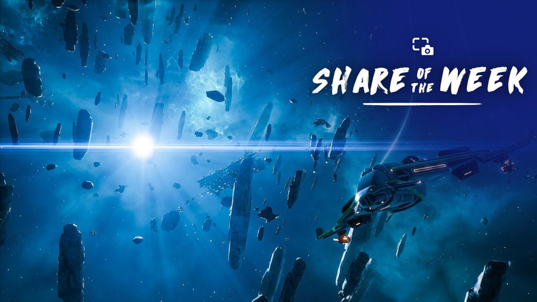 Share of the Week – Blue