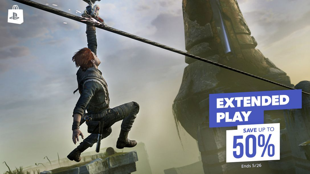 Star Wars Jedi: Fallen Order, Assassin's Creed Odyssey and more join PS Store's Extended Play Promotion