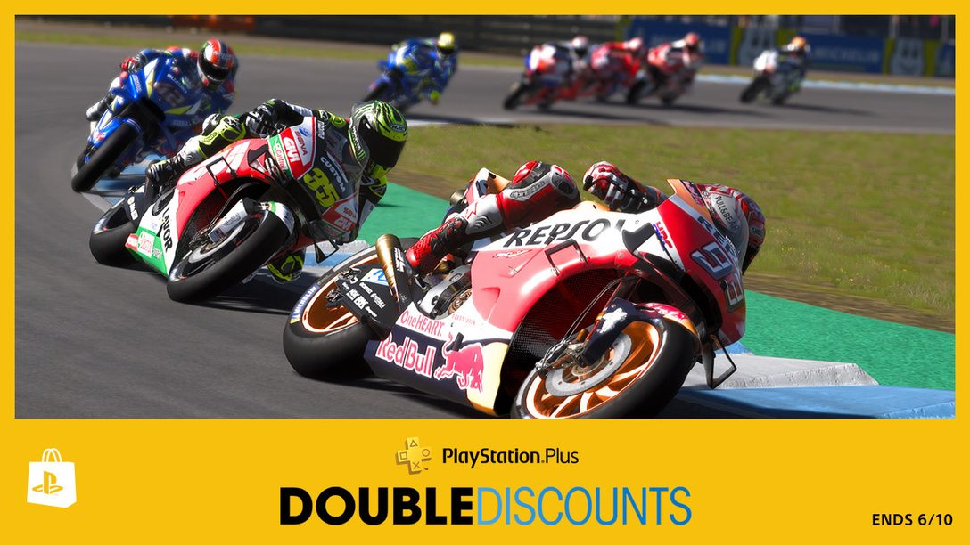 PlayStation Store's Double Discounts Promotion Begins Tomorrow