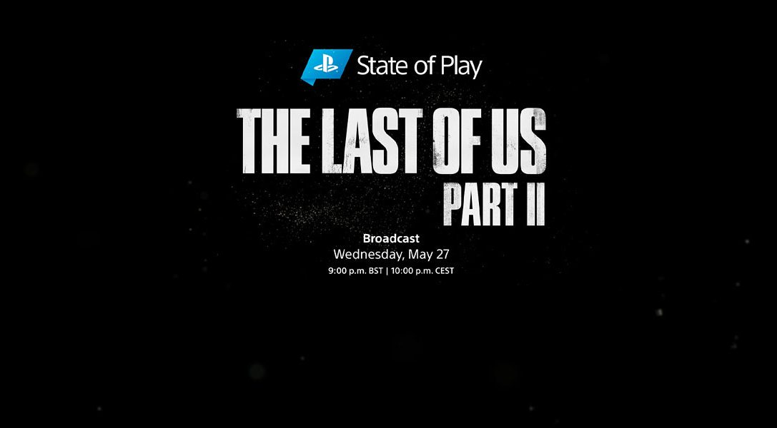 State of Play: Get a preview of The Last of Us Part II this Wednesday