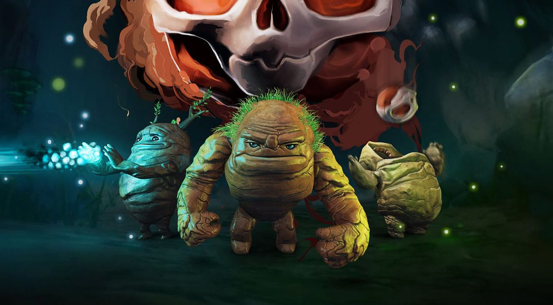 Meet the heroes of puzzle platformer Skully, rolling onto PS4 on 4th August