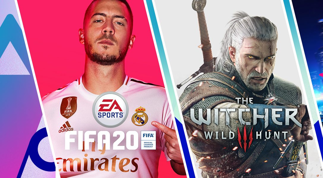 FIFA 20 Champions Edition, The Witcher 3: Wild Hunt GOTY Edition and more join PS Store's Extended Play sale