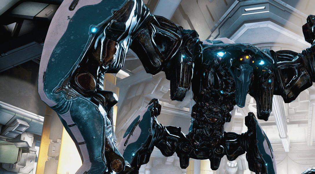 Inside the making of Warframe's Deadlock Protocol