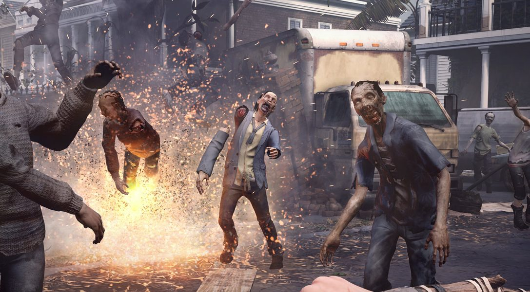 Survive a Walker-ravaged New Orleans in The Walking Dead: Saints & Sinners, out on PS VR tomorrow