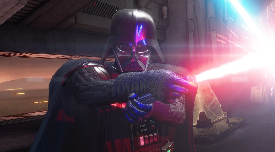 Vader Immortal: A Star Wars VR Series is coming to PlayStation VR