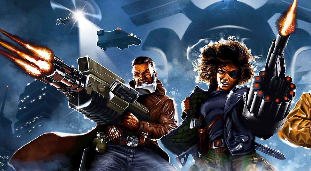 How 80's action movie culture hatched Huntdown, the hard boiled arcade shooter launching 12th May
