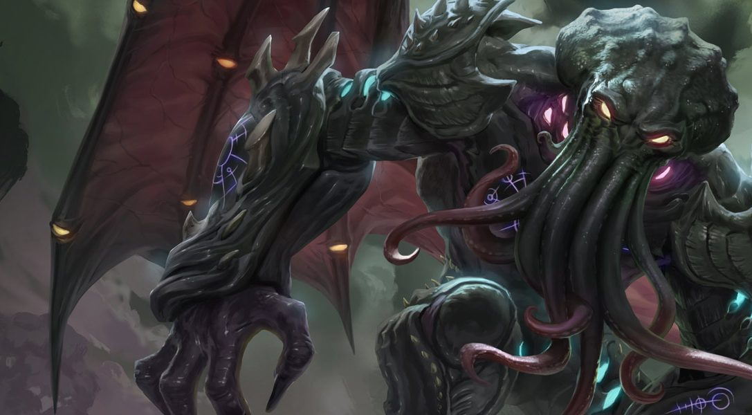 Cthulhu brings madness to Smite: The Battleground of the Gods next month