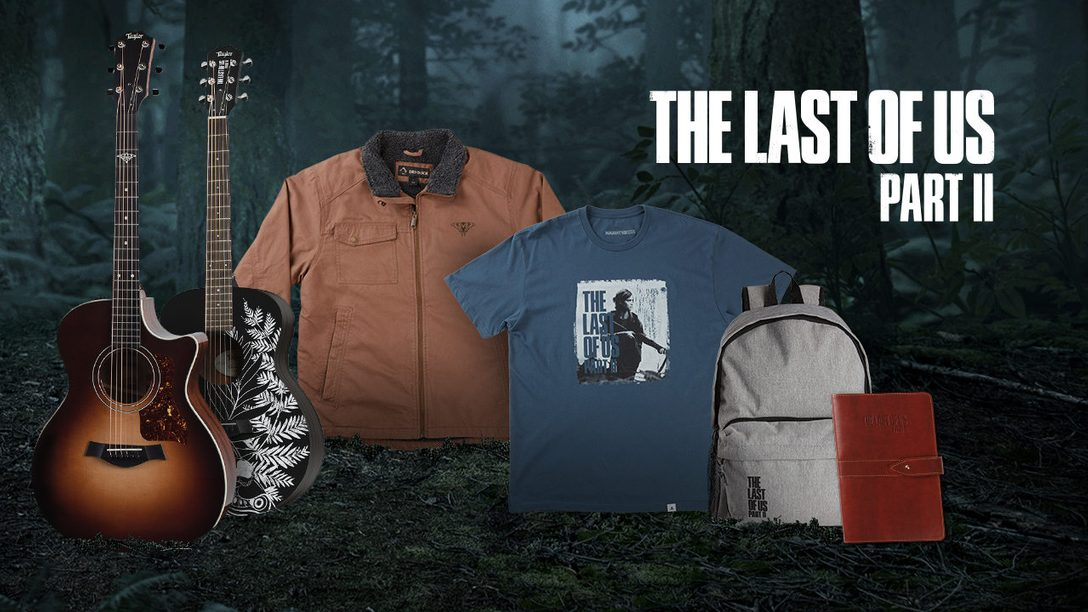 The Last of Us Part II: New official merchandise