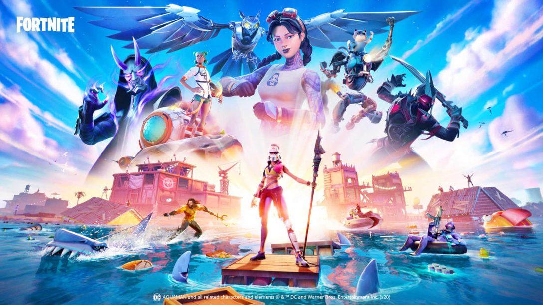 Fortnite Crashing Ps4 2020 Fortnite Chapter 2 Season 3 Splashes Down Today Playstation Blog