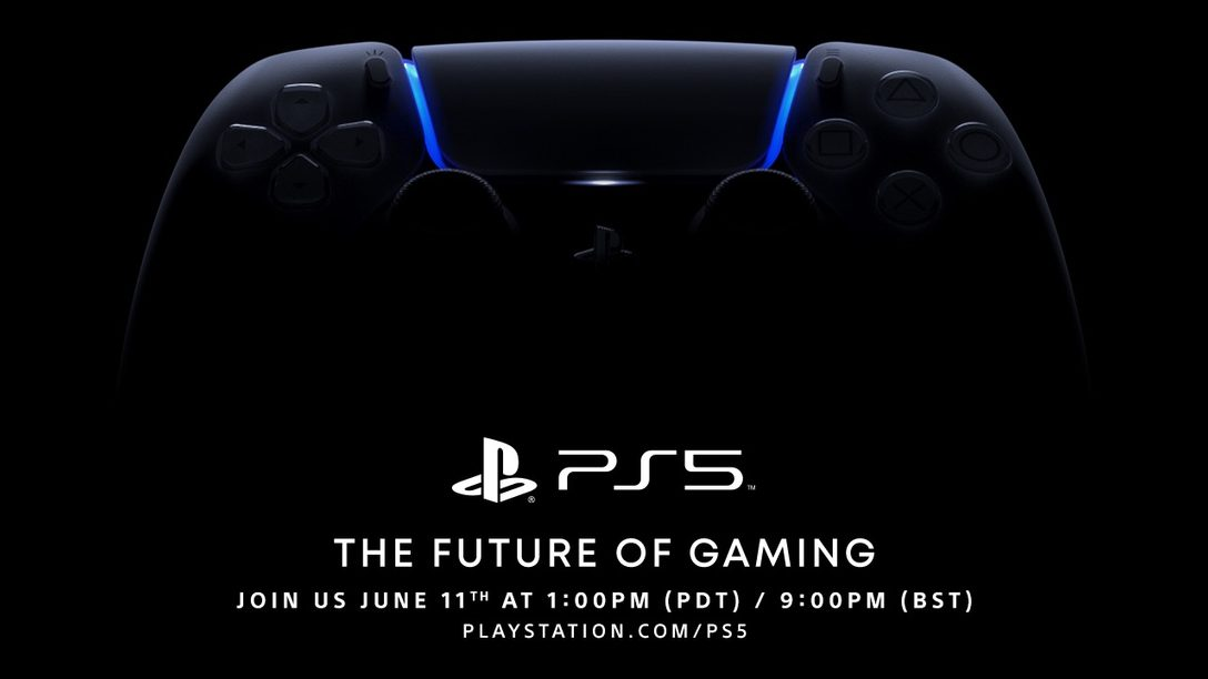 UPDATED TIME: This Thursday, See the Future of Gaming on PS5