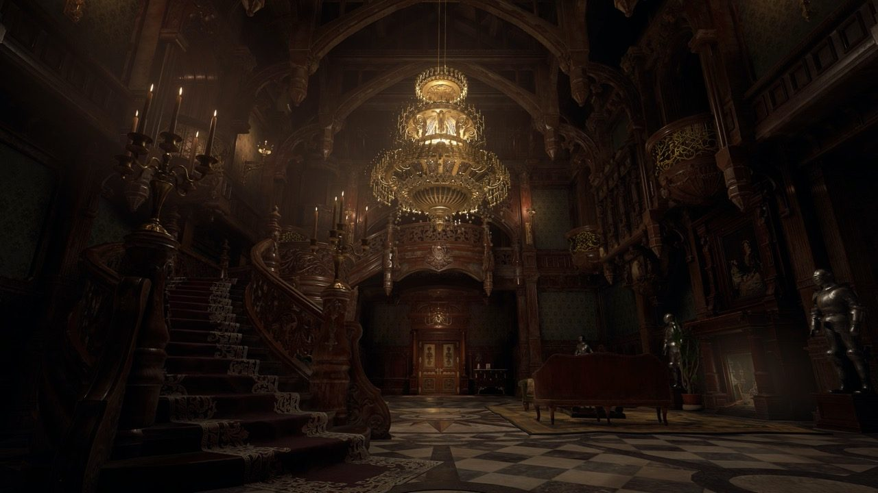 Fear Surrounds You In Resident Evil Village Coming To Ps5 In 2021