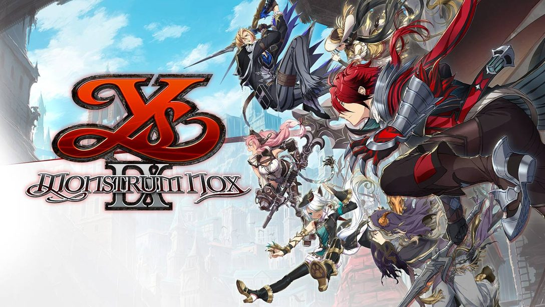 Ys IX: Monstrum Nox brings monstrous action to PS4 in 2021