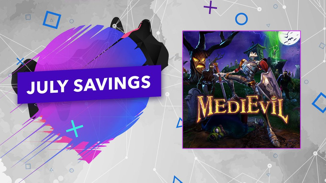 July Savings promotions now available on PlayStation Store
