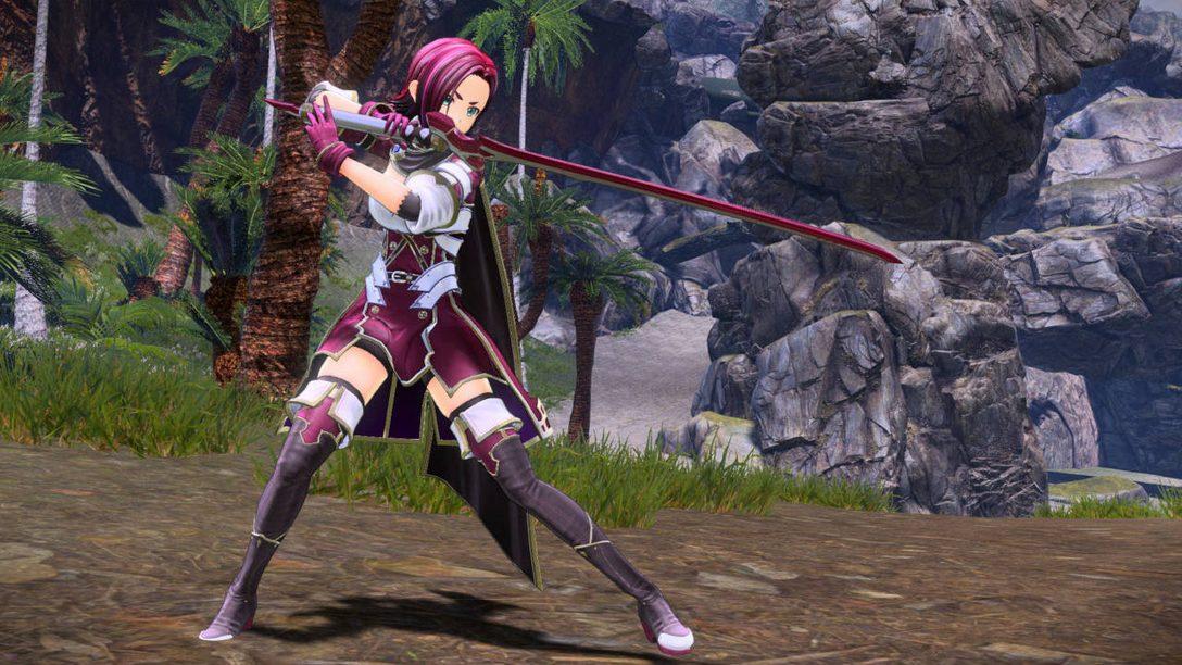 Adapting Sword Art Online's massive world into a JRPG