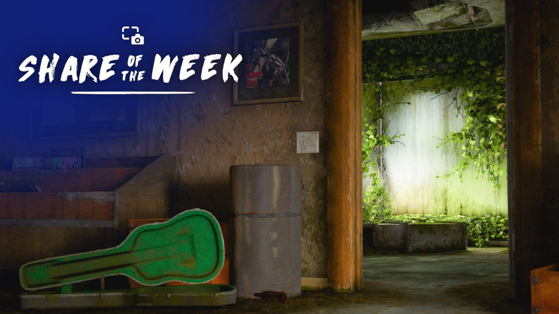Share of the Week: The Last of Us Part II – Scenery
