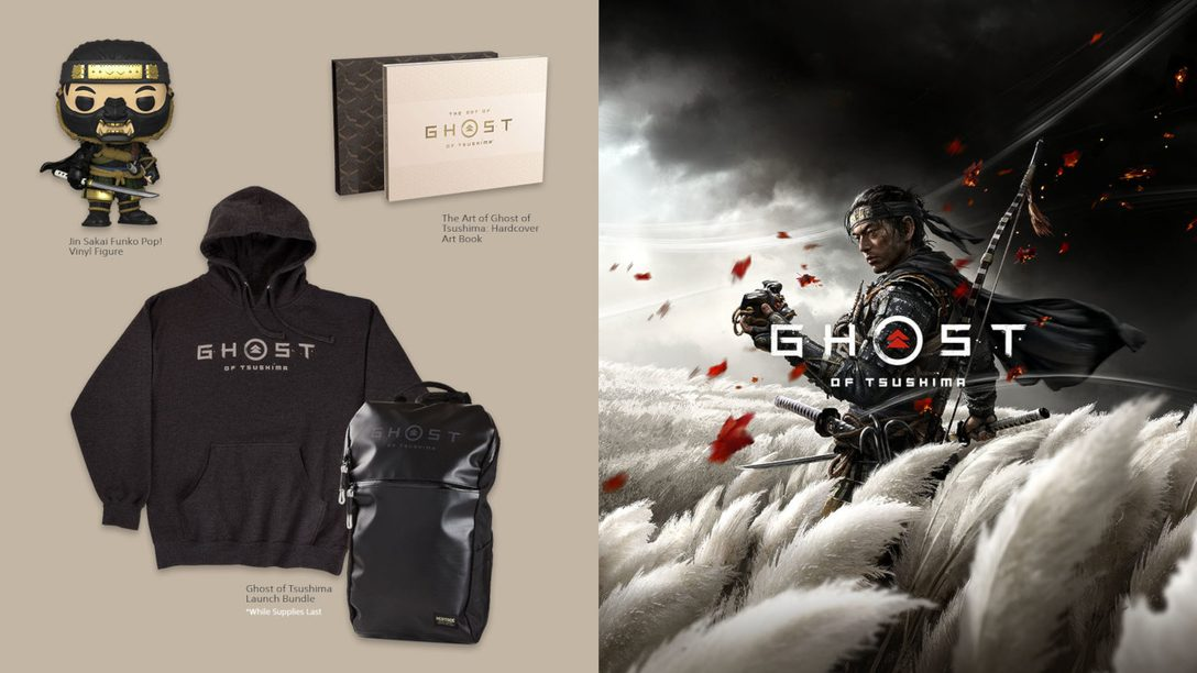 Ghost of Tsushima: Official merchandise