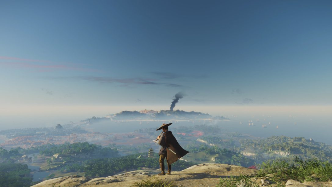 Ghost of Tsushima: The road to launch