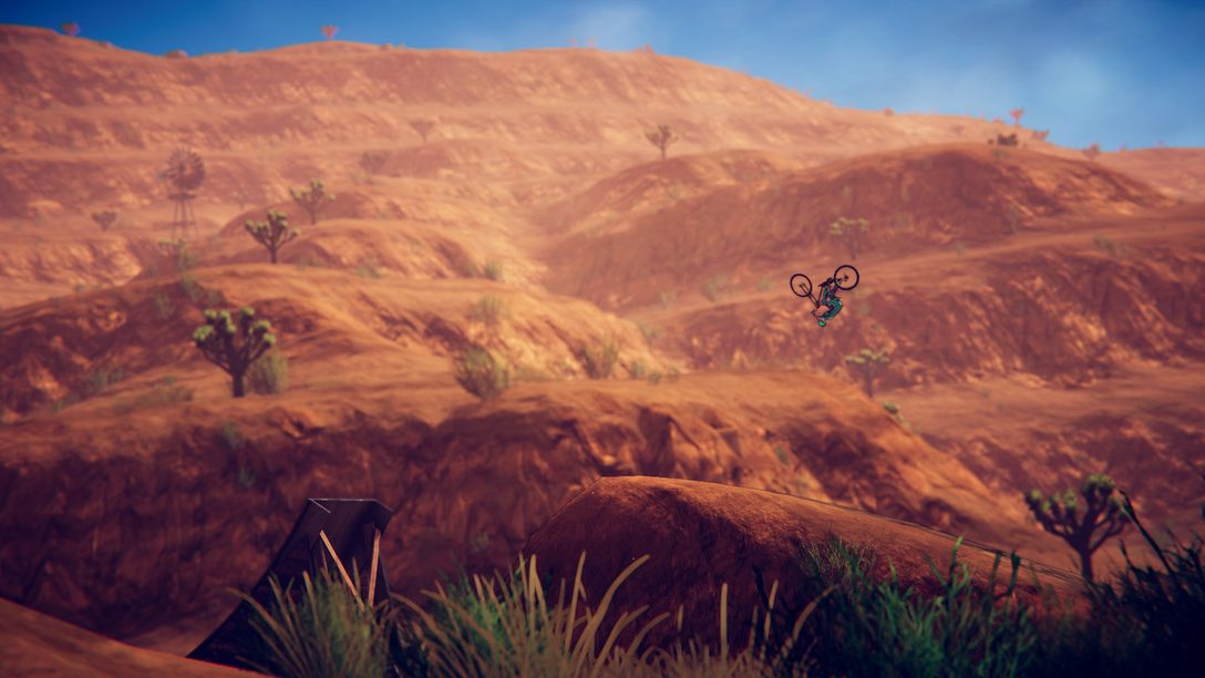 Grab your bike, Descenders is coming to PS4 on August 25