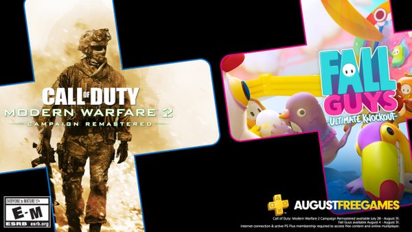 PS Plus games for August announced
