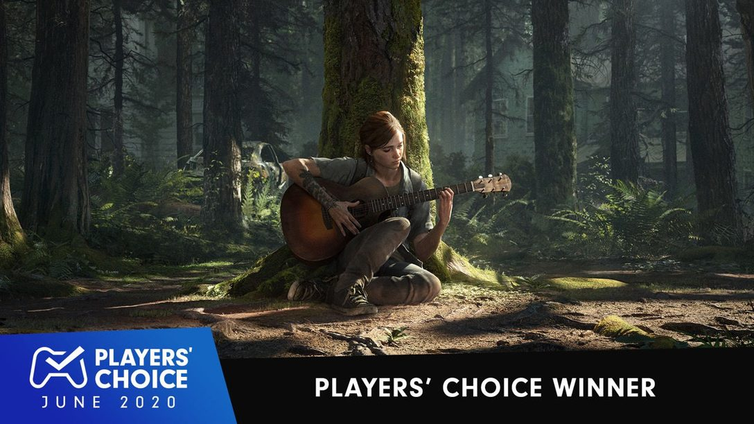 Players' Choice: The Last of Us Part II voted June's best new game