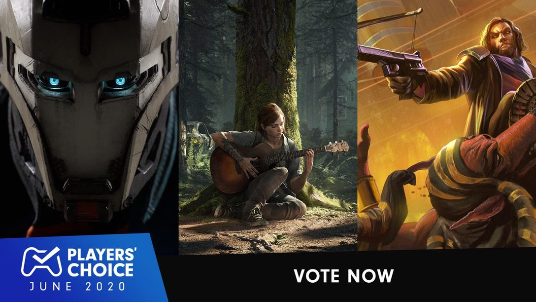 Players' Choice: Vote for June's Best New Game