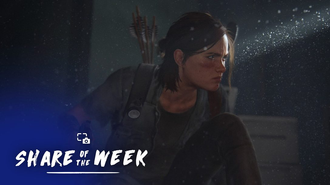 Share of the Week: The Last of Us Part II – Ellie