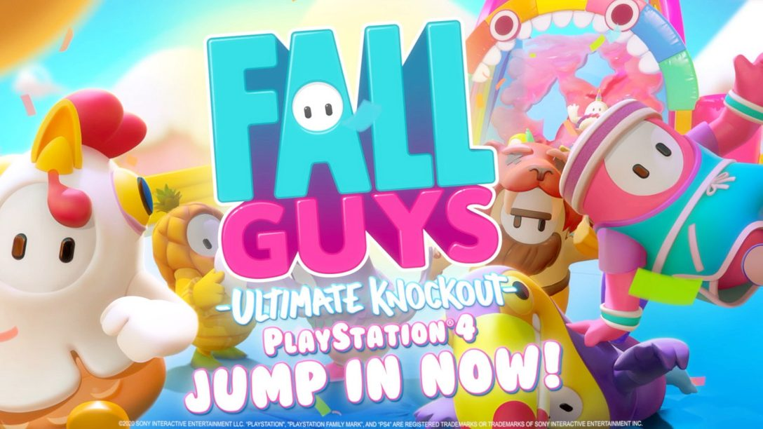 Top 3 tips to get ahead in Fall Guys: Ultimate Knockout, out today
