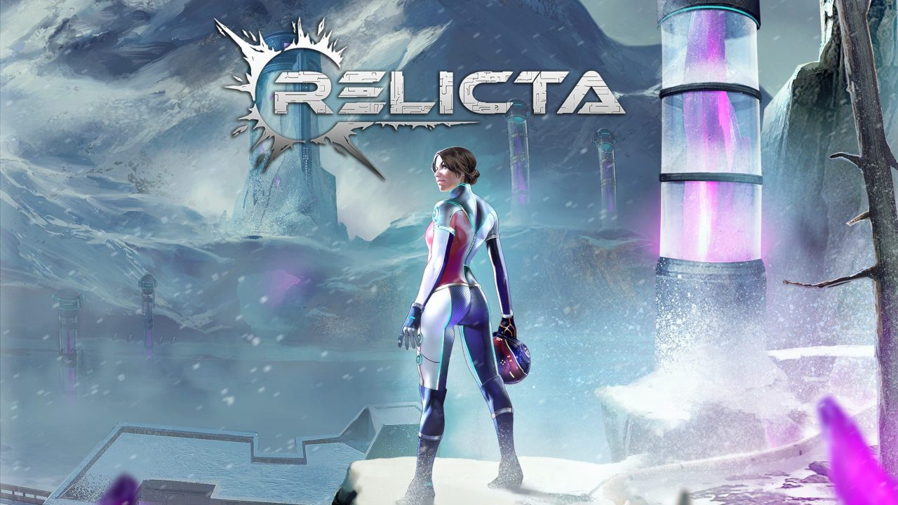 Balancing narrative and gameplay in physics-puzzler Relicta