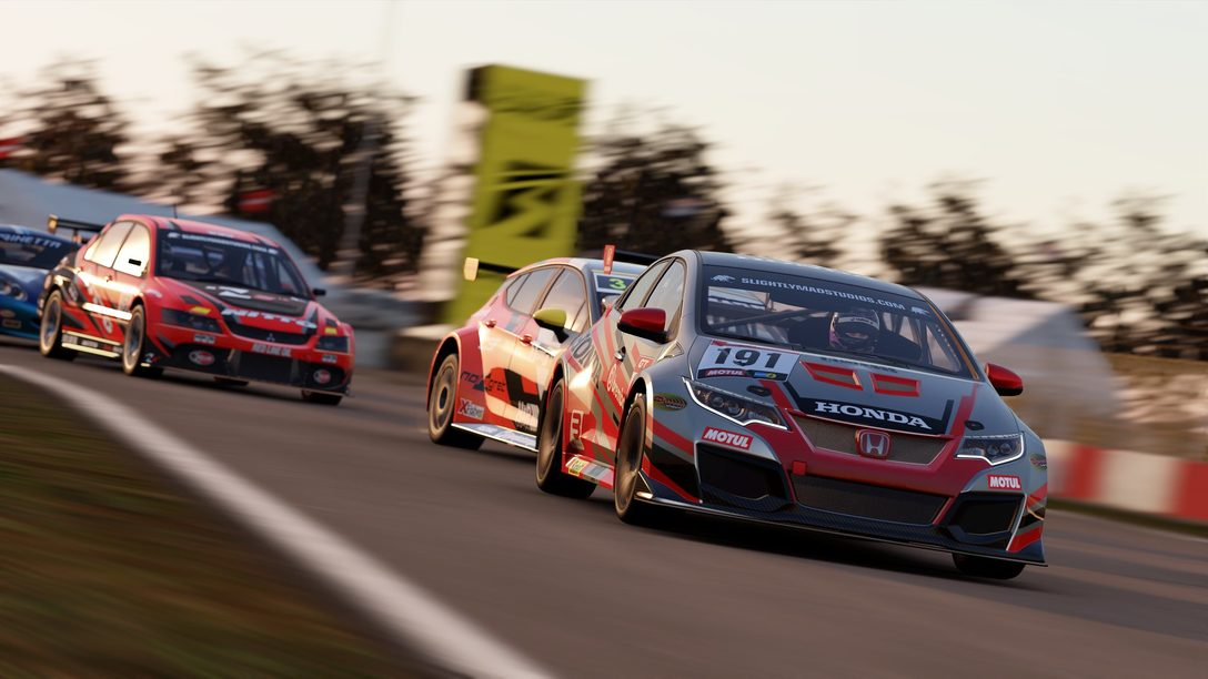 Creating a new player progression system for Project Cars 3