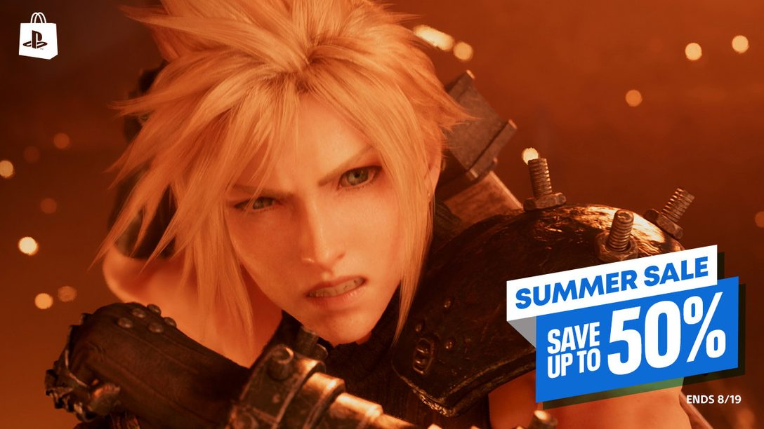 More games join PlayStation Store's Summer Sale promotion