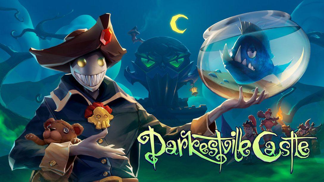 Classic point & click adventure Darkestville Castle comes to PS4 tomorrow