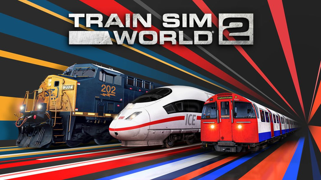 Train Sim World 2 arriving at platform PlayStation tomorrow