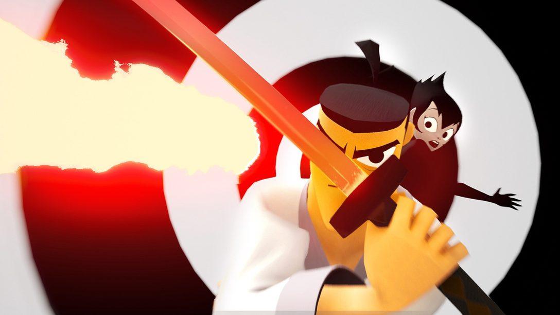 Returning to the world of Samurai Jack
