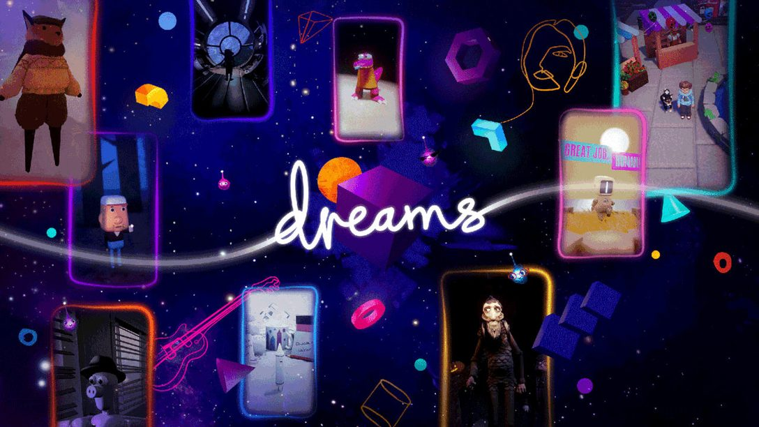 What's new in Dreams: Media Molecule's PS VR highlights and more