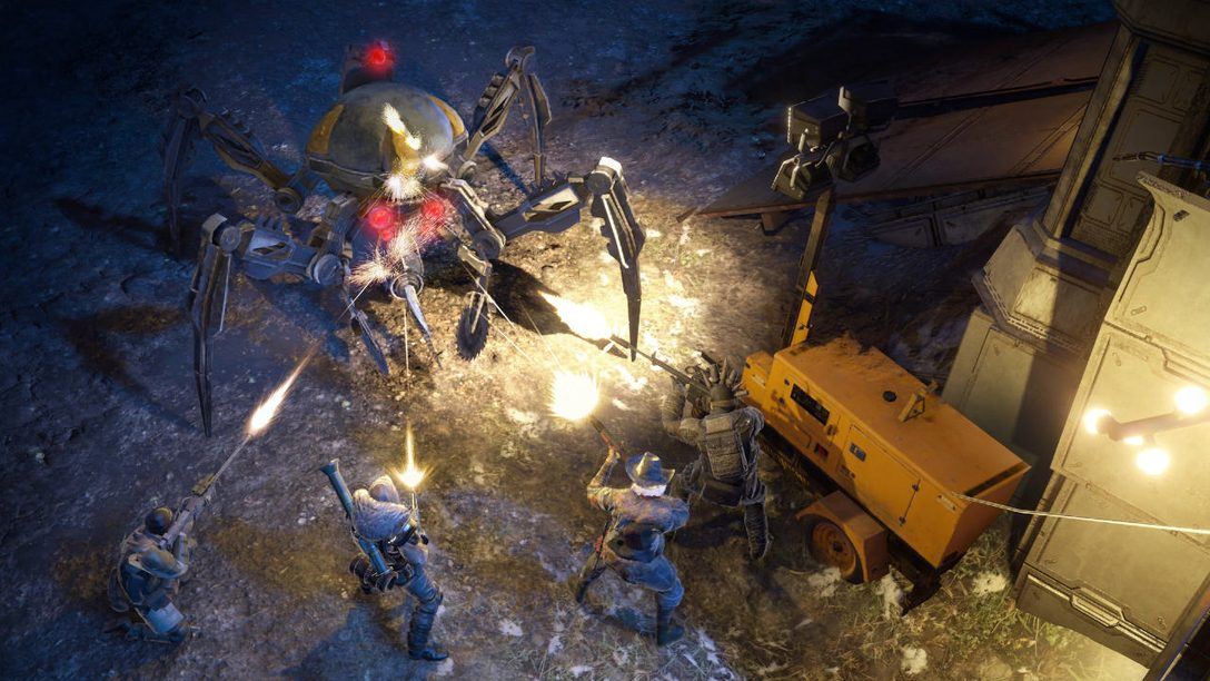 Meet the family at the heart of Wasteland 3's story