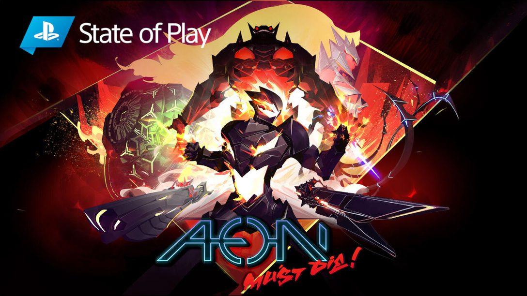 Aeon Must Die ignites the galaxy on PlayStation 4