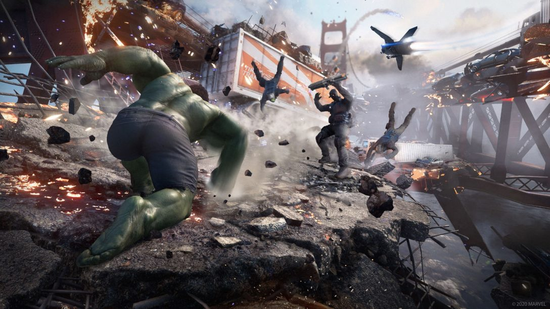 Marvel's Avengers PlayStation pre-order Beta weekend tip & tricks